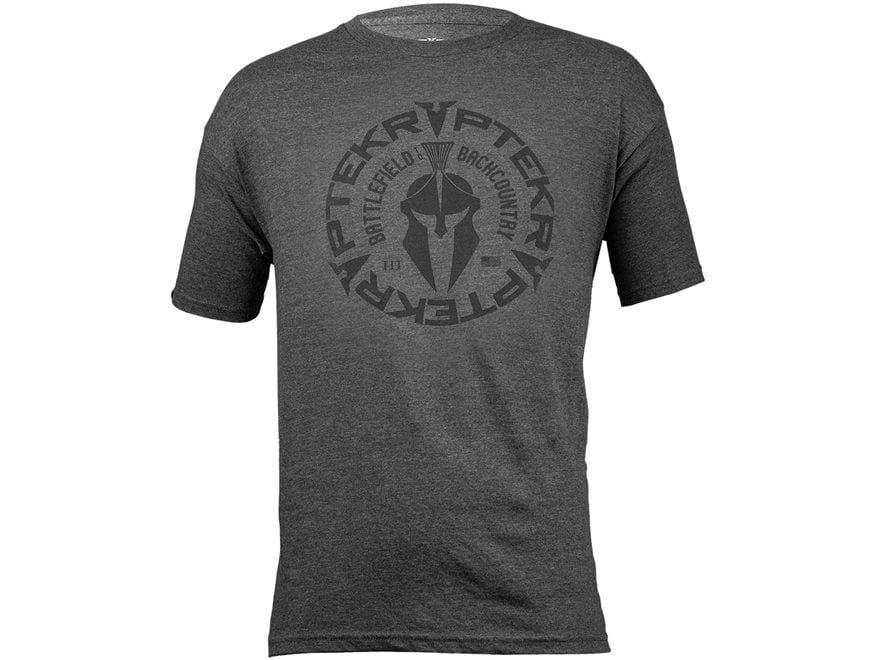 Kryptek Men's Circulate T-Shirt Short Sleeve Cotton/Poly