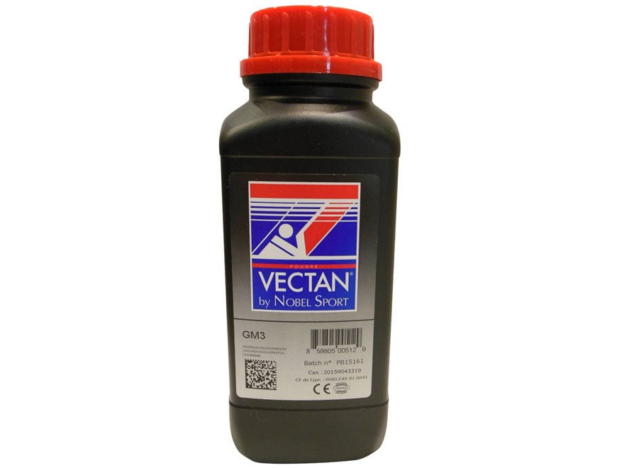 NobelSport VECTAN GM3 Smokeless Gun Powder 1.1 lb