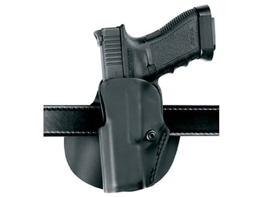 Safariland 5188 Paddle Holster Left Hand Glock 34, 35 Composite Black