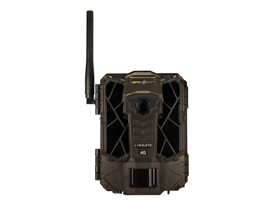 Spypoint Link-Evo Cellular Infrared Game Camera 12MP Brown