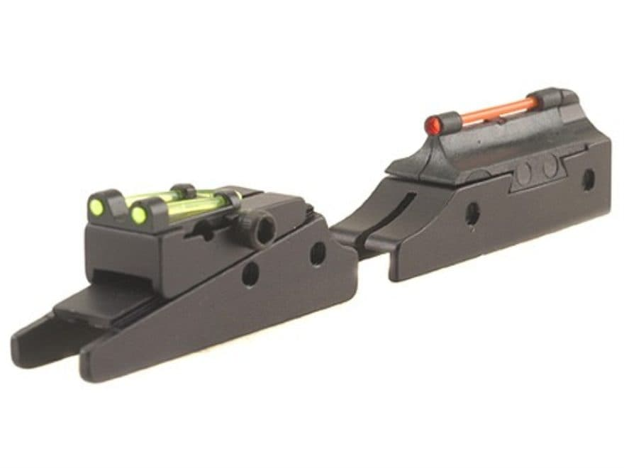 TRUGLO Pro-Series Magnum Gobble Dot Sight Set Fits Mossberg, Weatherby, Winchester Shot...