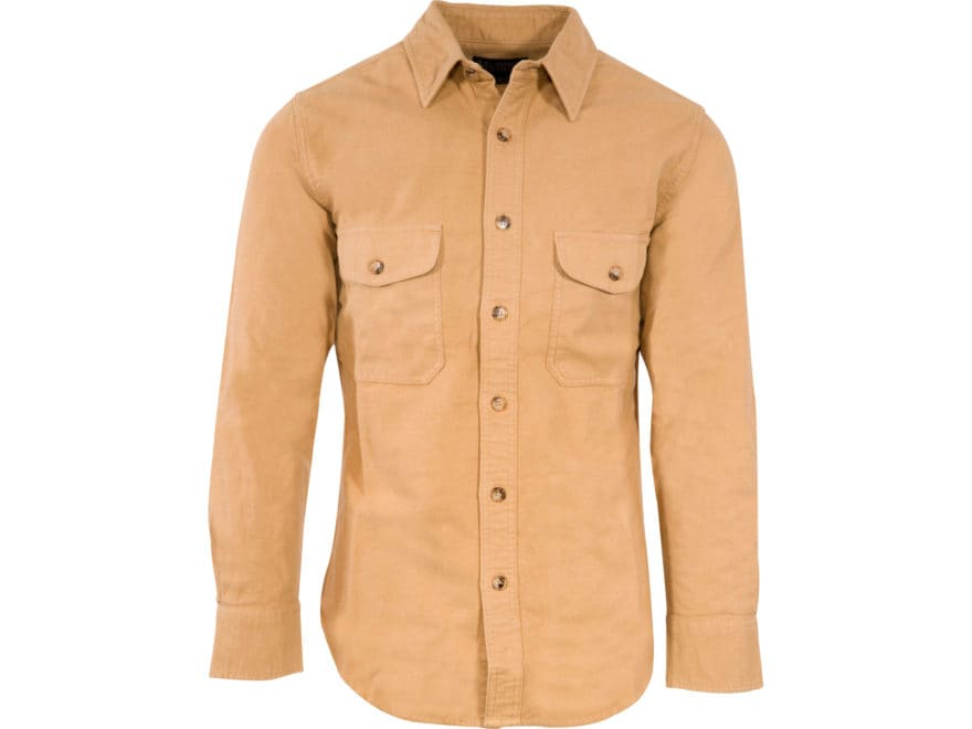 MidwayUSA Men's Chamois Long Sleeve Shirt