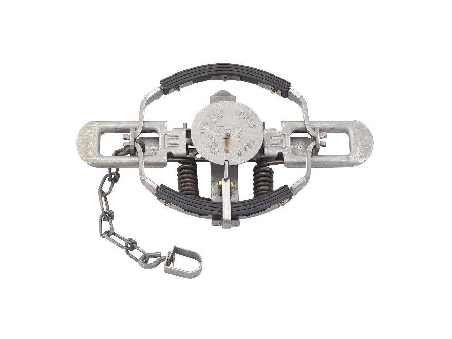 Duke #3 Rubber Jaw Coil Spring Trap