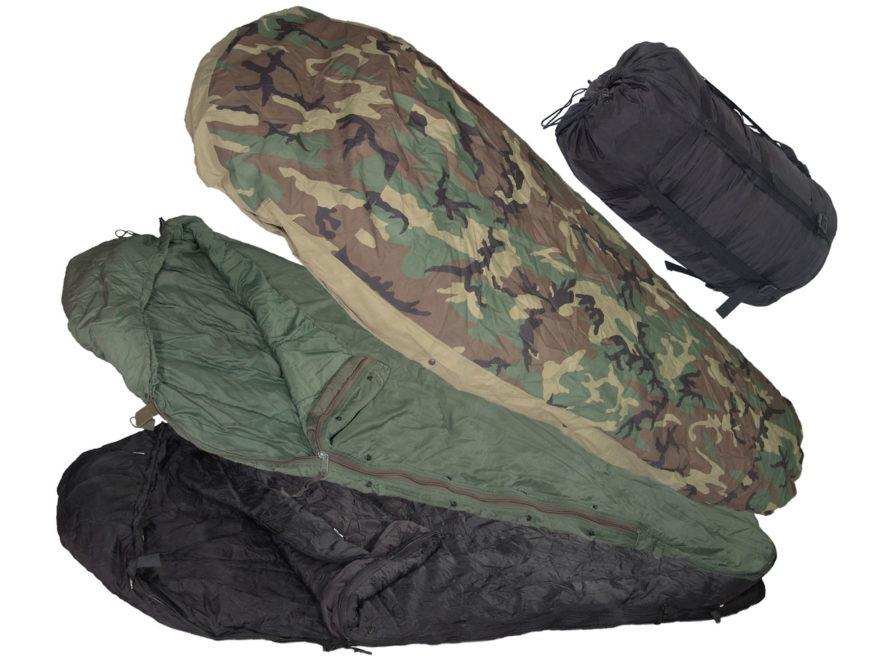 Military Surplus Modular Sleep System Mss