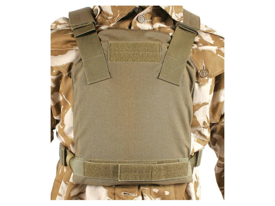 BLACKHAWK! Low Vis Body Armor Plate Carrier Harness 500D Nylon