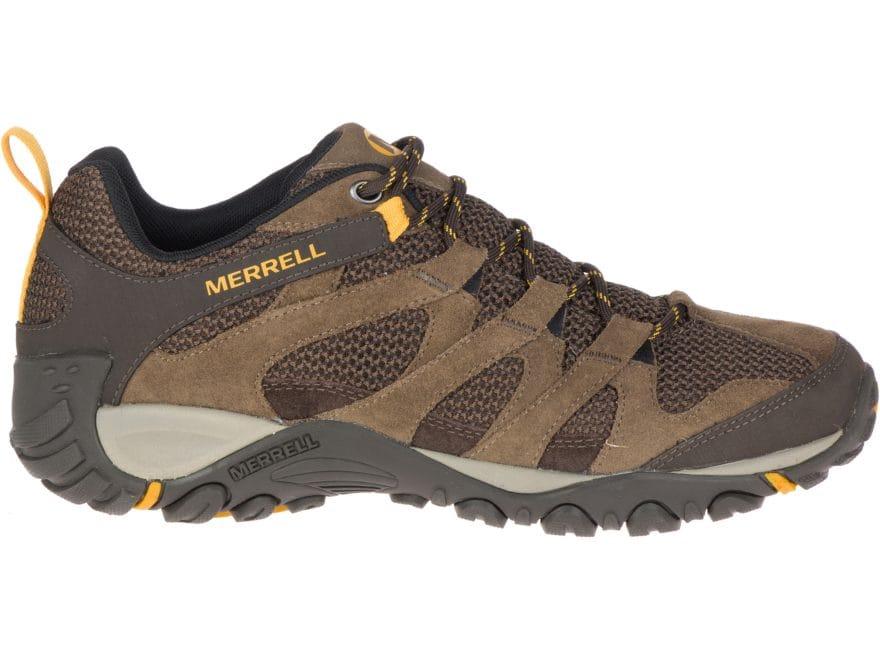 Merrell Alverstone Hiking Shoes Suede/Nylon Men's