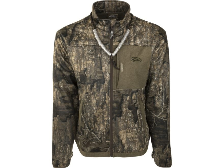 Drake Men's Endurance Hybrid Full-Zip Liner Jacket Polyester