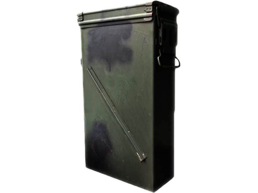 Military Surplus Ammo Can 81mm Mortar
