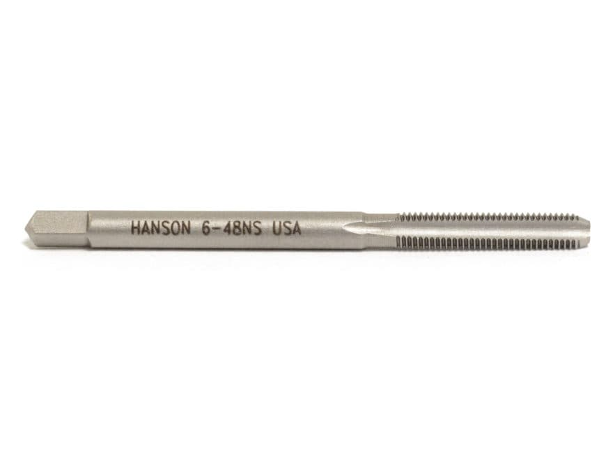 Hanson Carbon Steel Bottom Tap
