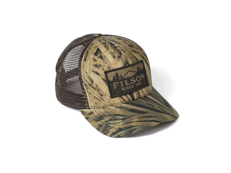 Filson Logger Mesh Cap Cotton