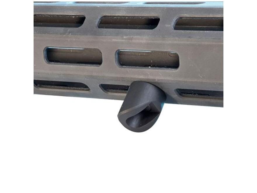 Troy Industries Hand Stop Low Profile M-LOK Aluminum Black