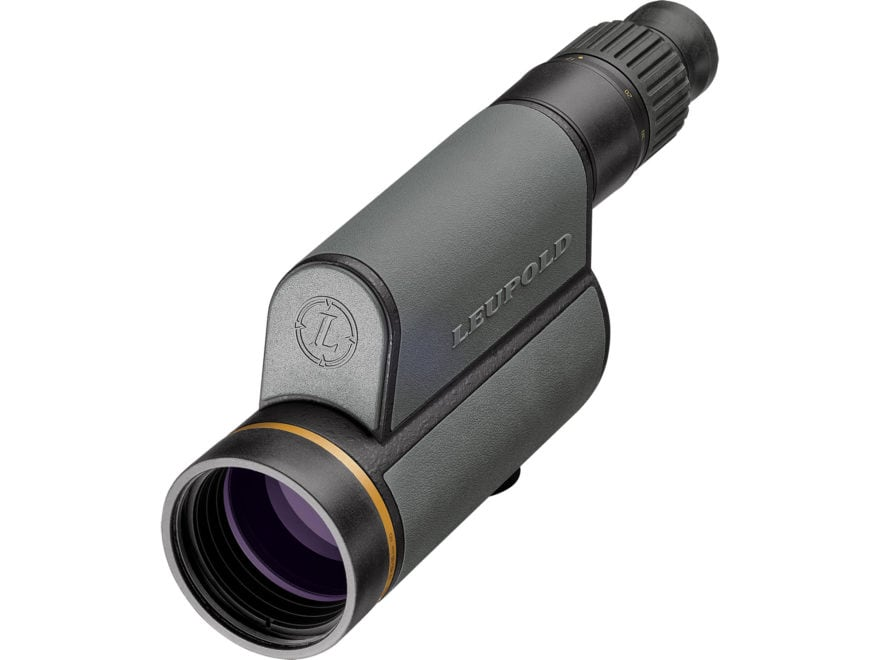 Leupold Golden Ring Spotting Scope 12-40x 60mm Shadow Gray