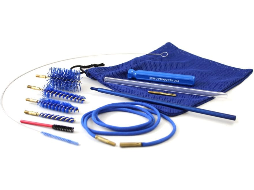 Iosso Cleaning Kit Complete AR-15 223 Caliber