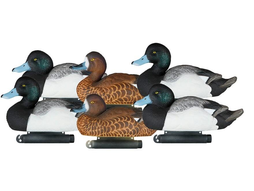 Dakota Decoy X-Treme Bluebill Duck Decoy Pack of 6
