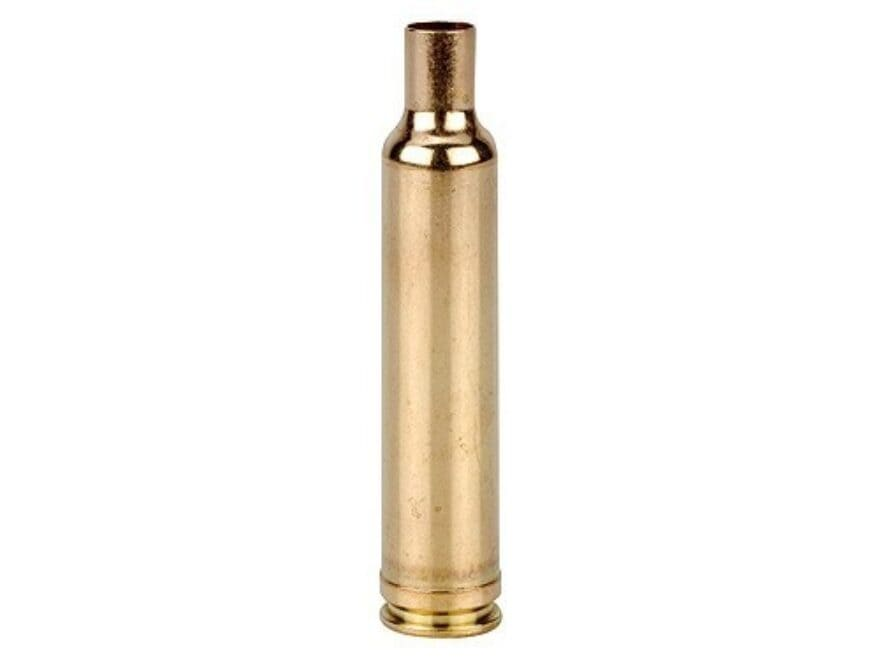 Norma USA Reloading Brass 270 Weatherby Magnum Box of 25 (Bulk Packaged)
