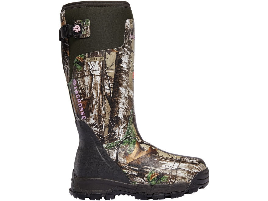 "LaCrosse Alphaburly Pro 15"" Waterproof 800 Gram Insulated Hunting Boots Rubber Clad Neo..."