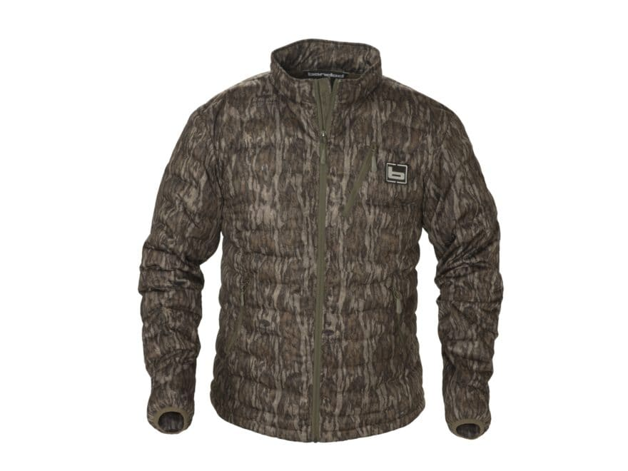 Banded Men's Nano Ultra-Light Down Insulated Jacket Polyester