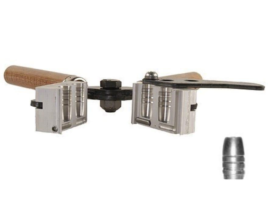 Lee 2-Cavity Bullet Mold C501-440-RF 500 S&W Magnum (501 Diameter) 440 Grain Flat Nose ...