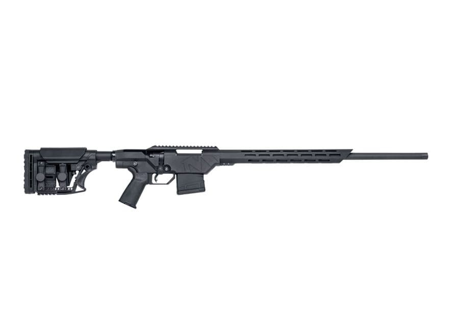 Mossberg MVP Precision Rifle Threaded M-LOK Matte Adjustable Black