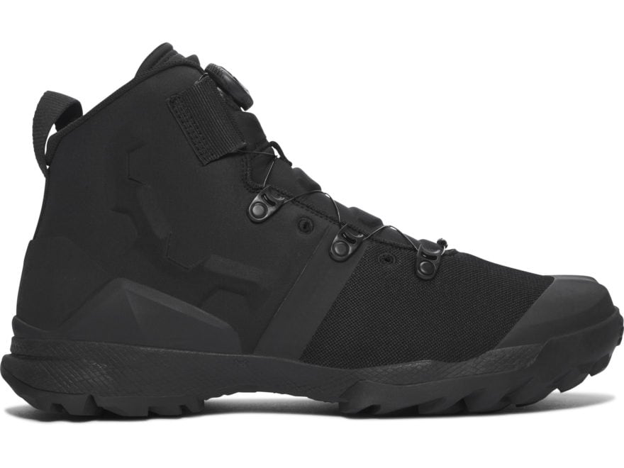 "Under Armour UA Infil 7"" Tactical Boots Leather Men's"