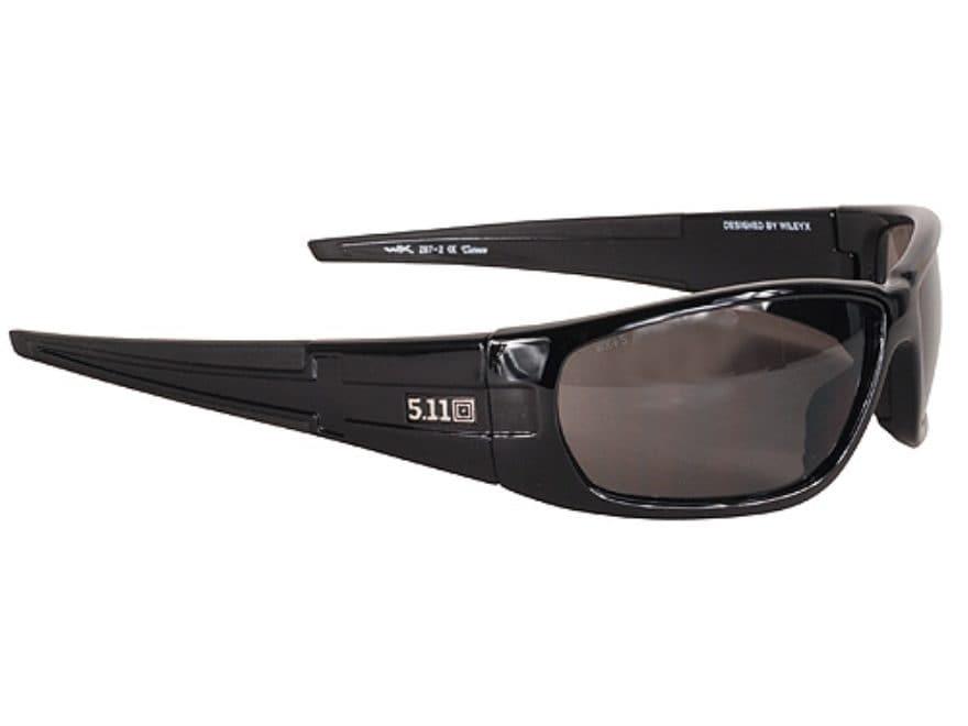 ea4fb9fc701 5.11 Tactical Climb Sunglasses Smoke Lens - UPC  844802092968