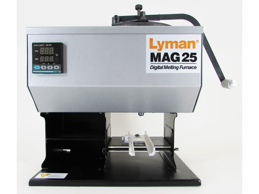Lyman Mag 25 Digital Melting Furnace