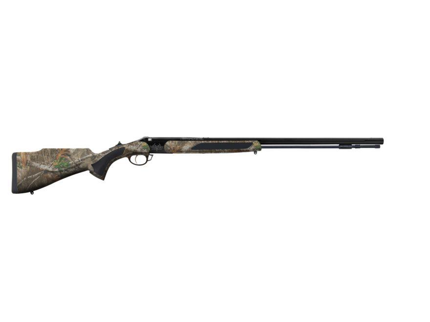 "Traditions Vortek StrikerFire Backcountry Muzzleloading Rifle 50 Caliber 26"" Nitride Ba..."
