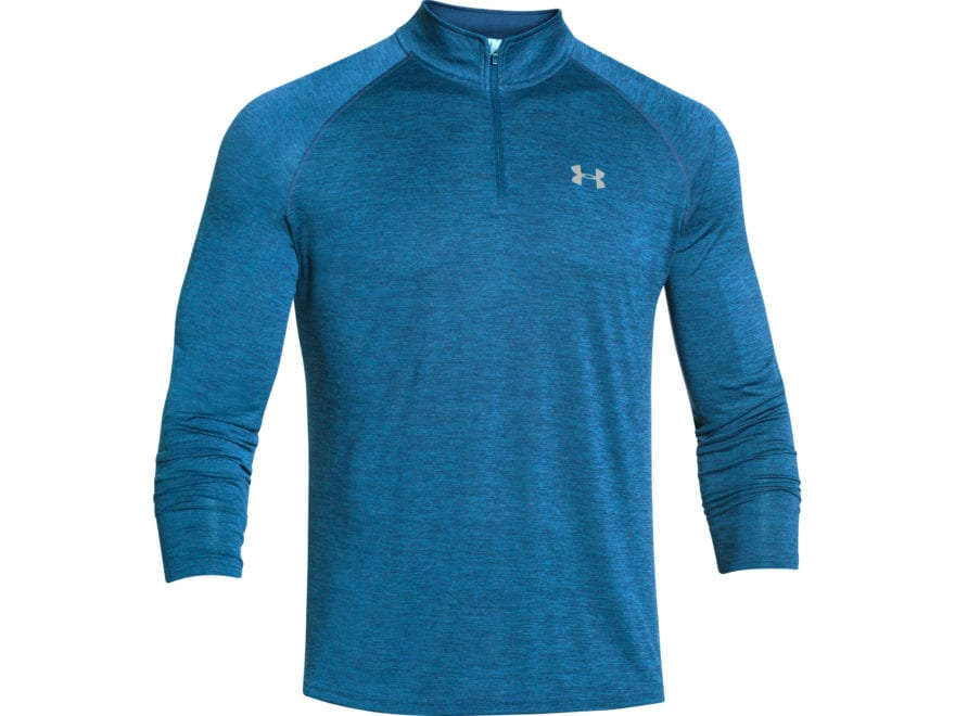 Under Armour Men's UA Tech 1/4 Zip Long Sleeve Shirt Polyester