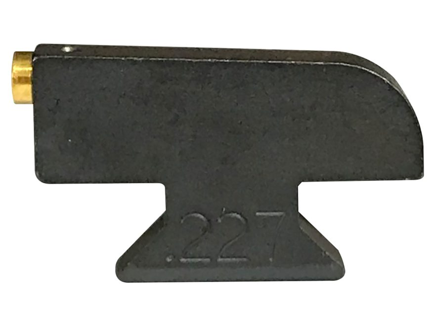 Smith & Wesson Patridge Sight S&W 629 50 Yards Gold Dot Magna Classic