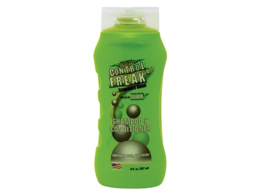 Primos Control Freak Scent Eliminating Shampoo and Conditioner 8 oz