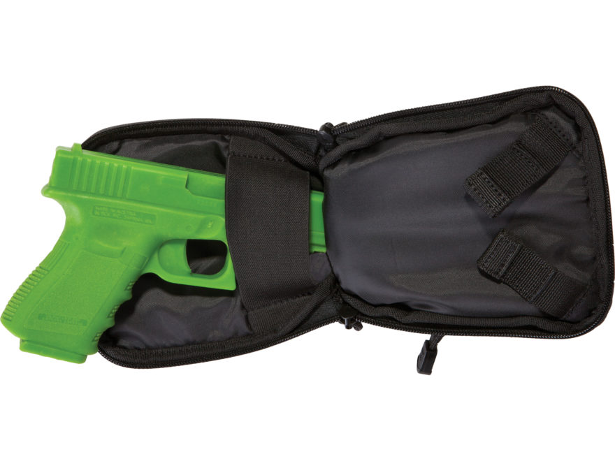 5.11 COVRT Pistol Pouch Asphalt/Black