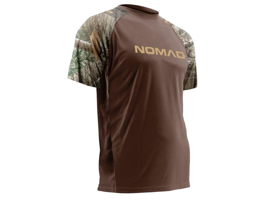 Nomad Men's Raglan T-Shirt Short Sleeve
