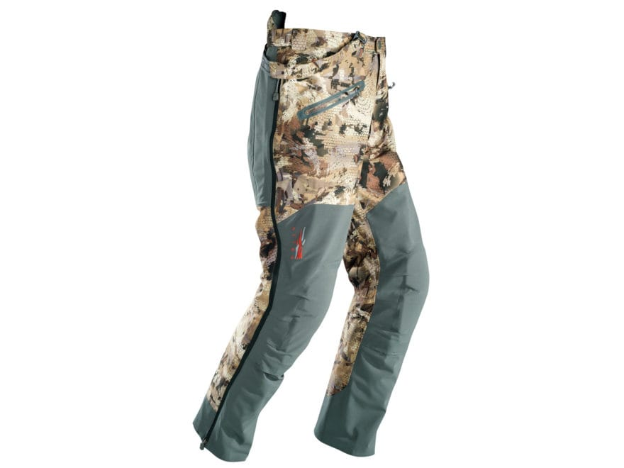 Sitka Gear Men's Layout Insulated Pants Polyester Gore Optifade Waterfowl Marsh Camo