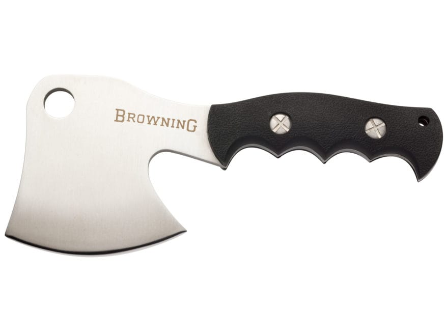 Browning Outdoorsman Compact Hatchet 5Cr Stainless Steel Blade Polymer Handle Black