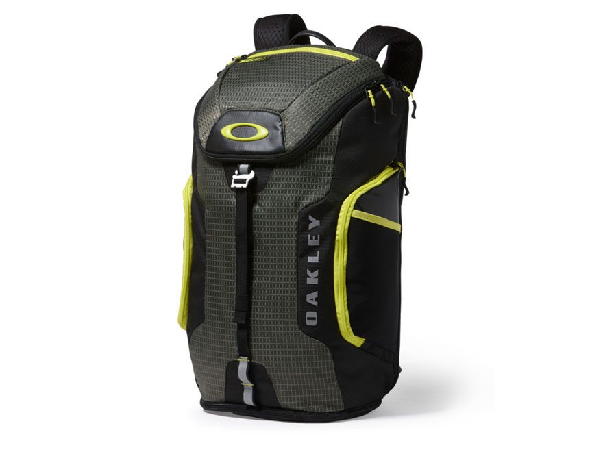 fe151357aaa4b Oakley Link Pack Backpack Dark Brush. Alternate Image