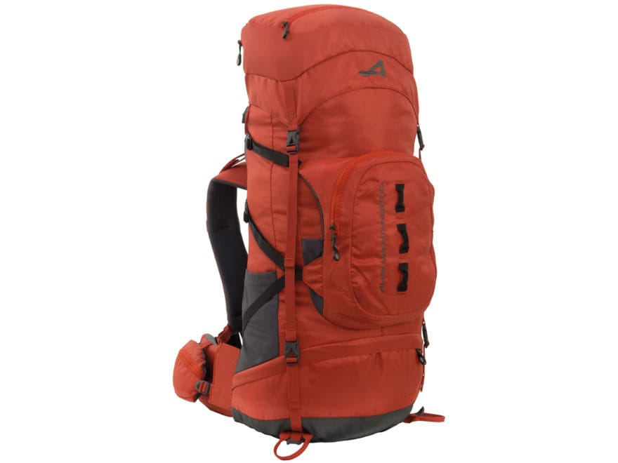 ALPS Mountaineering Red Tail 65 Backpack Chili