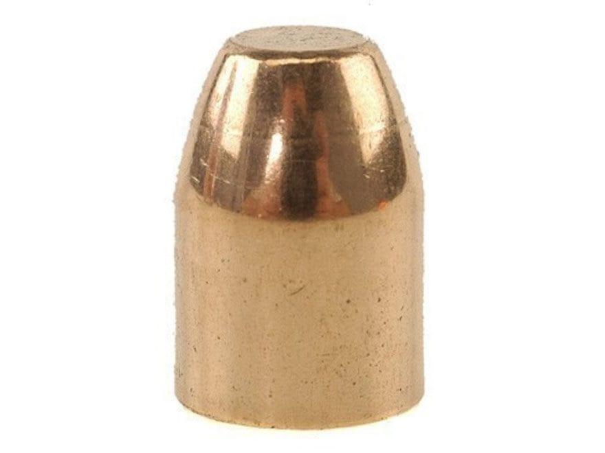 Winchester Bullets 40 S&W, 10mm Auto (400 Diameter) 165 Grain Truncated Cone