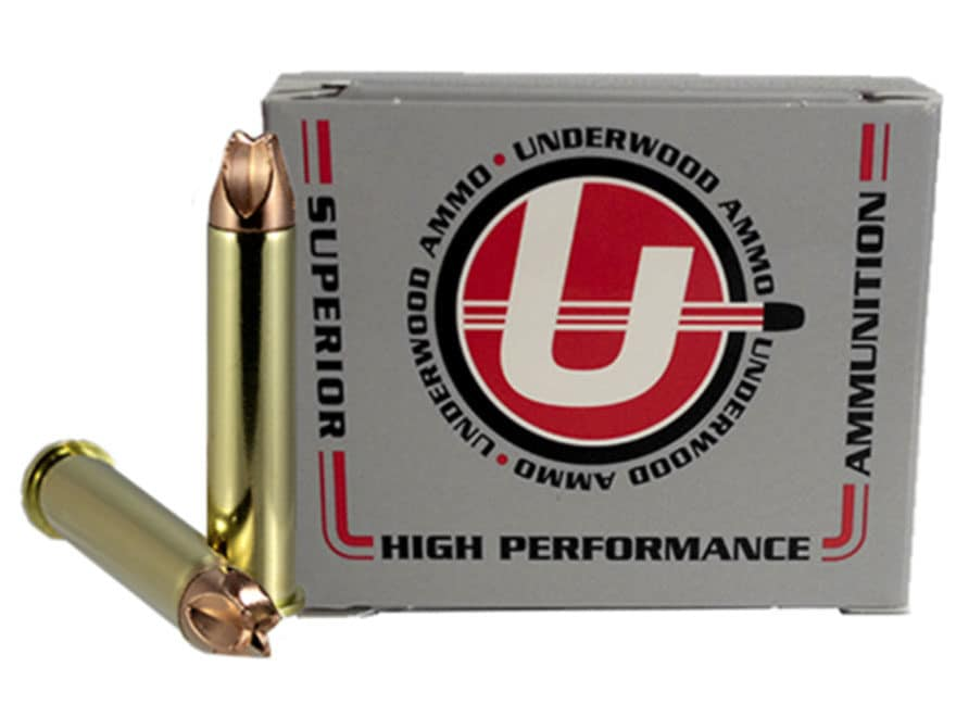 Underwood Xtreme Hunter Ammunition 45-70 Government 225 Grain Lehigh Xtreme Defense Lea...