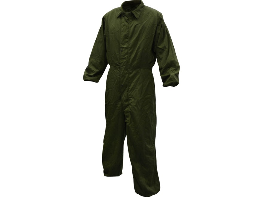 Military Surplus Coveralls Insulated