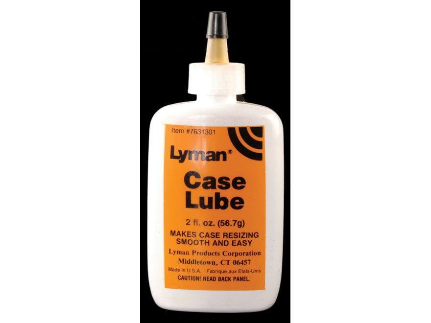 Lyman Case Sizing Lube 2 oz Liquid