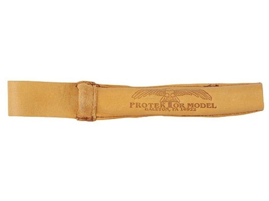 Protektor Rifle Bolt Sheath Leather Tan