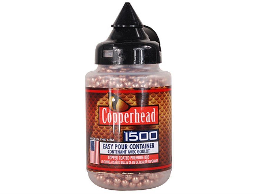 Crosman Copperhead Airgun BBs 177 Caliber 5.28 Grain