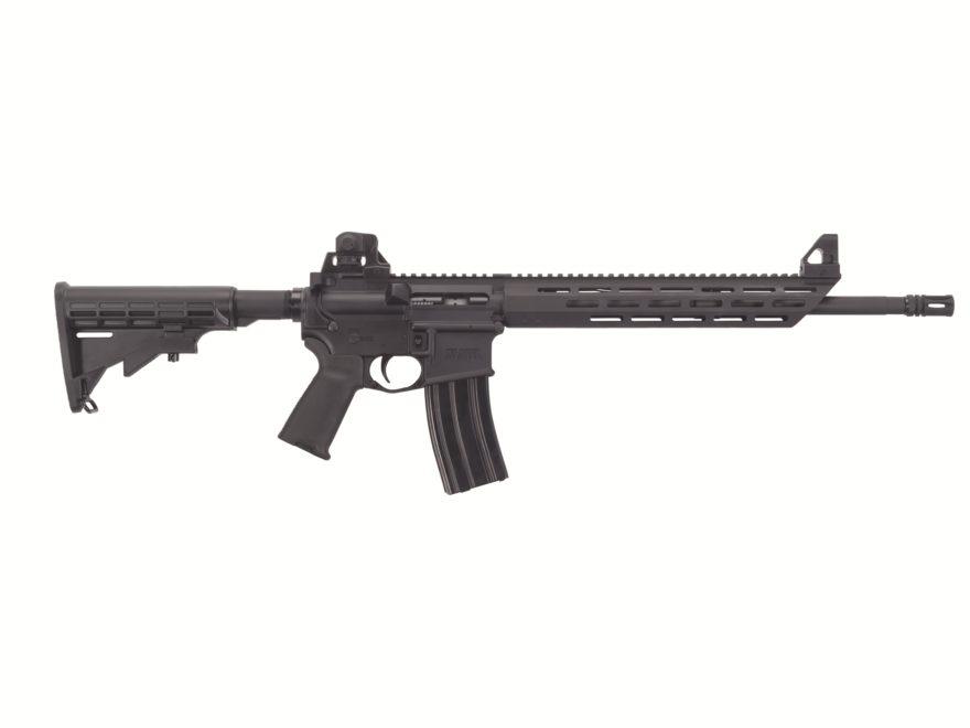 "Mossberg MMR Carbine 5.56x45mm Nato 16.25"" Barrel 30-Round Matte Collapsible Black"
