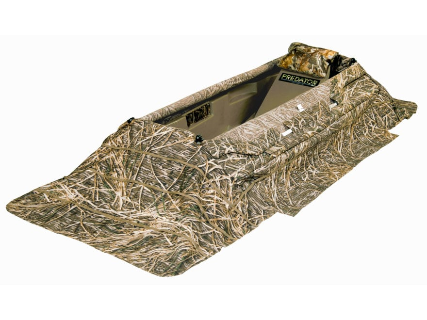 Beavertail Predator XCS Field Blind Package