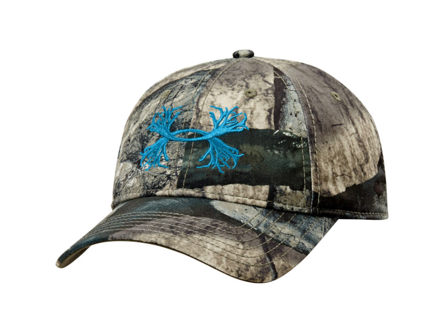 Under Armour Camo Antler Cap Polyester Realtree - MPN  1231264-947 fd040b2ba50