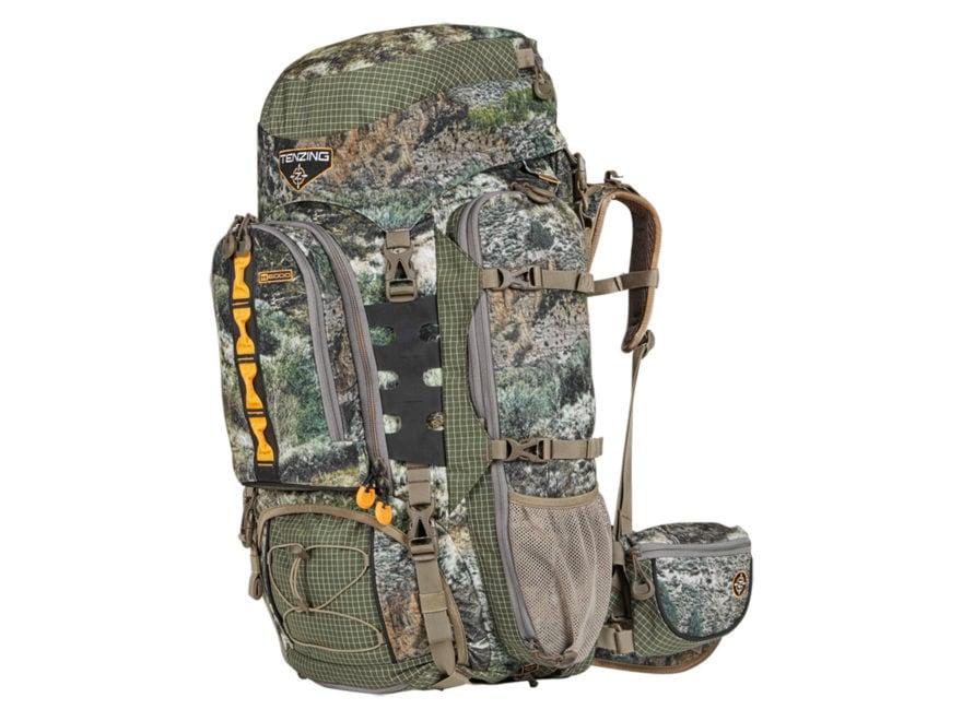 Tenzing TZ6000 Backcountry Backpack Mossy Oak Mountain Country Camo