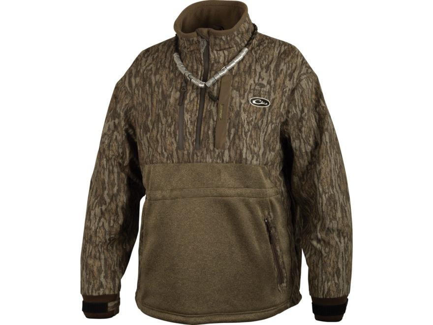 Drake Men's Guardian Eqwader MST 1/4 Insulated Jacket Polyester