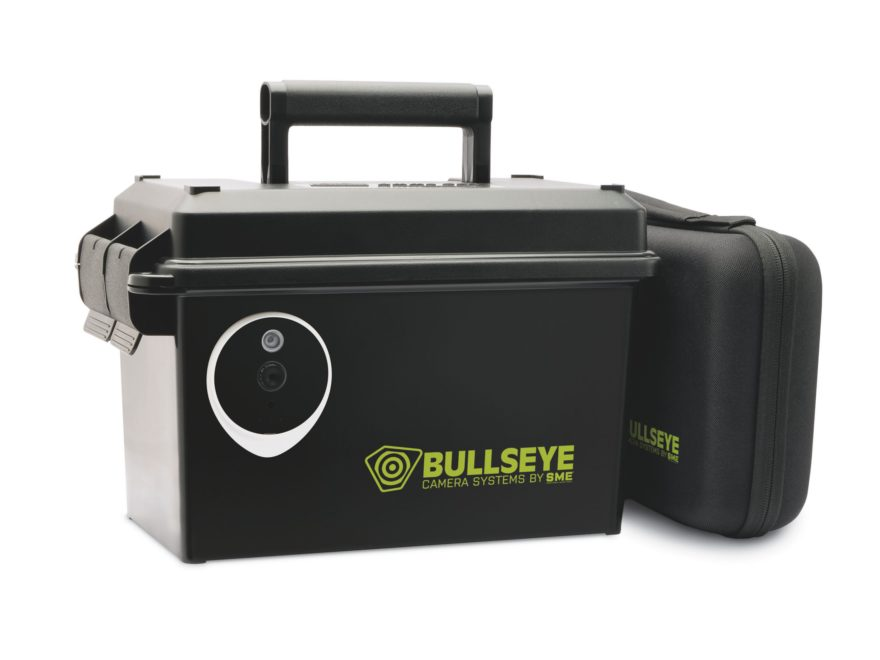SME Bullseye Camera Systems AmmoCam Long Range Edition 1 Mile Target Camera System