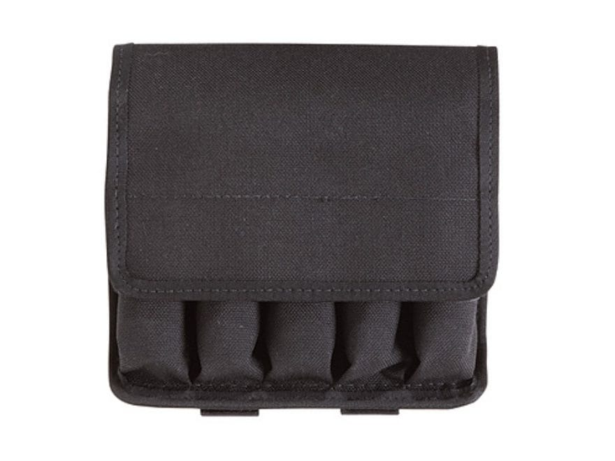 Tuff Products 5-In-Line Magazine Pouch 9mm, Glock 17 Nylon