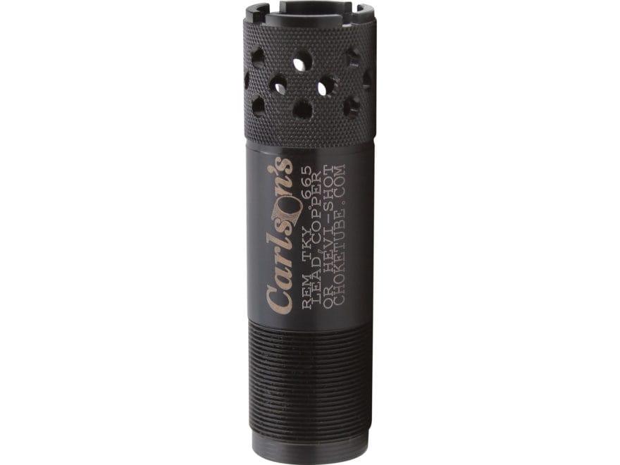 Carlson's Extended Ported Buckshot Choke Tube 12 Gauge Black